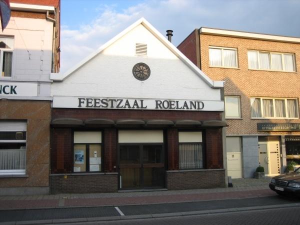 Feestzaal Roeland