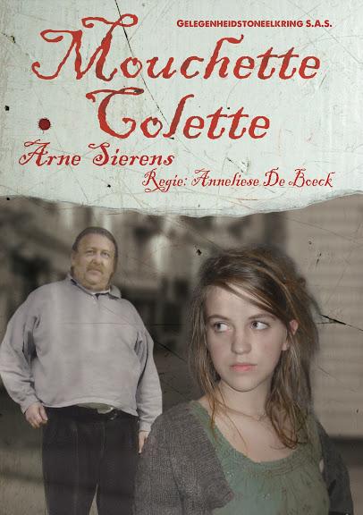 Flyer Mouchette Colette